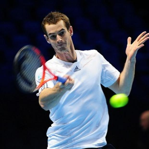 Andy Murray, pictured, takes on Joao Sousa in the Australian Open second round