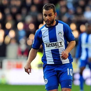 Shaun Maloney has penned a new deal at Wigan