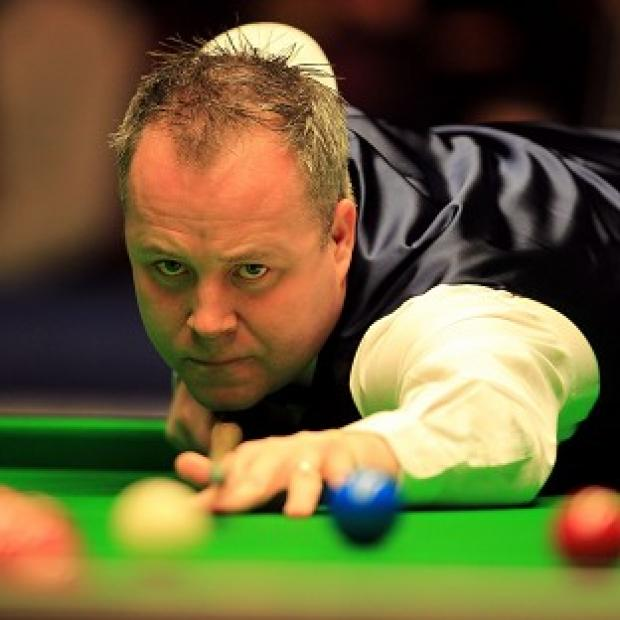 John Higgins, pictured, suffered defeat to Shaun Murphy at the Betfair Masters