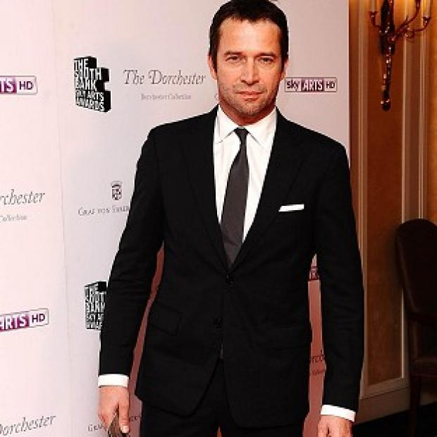 James Purefoy stars as a serial killer in new show The Following
