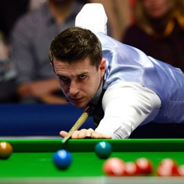 Mark Selby leads the Betfair Masters final 5-3 at the end of the first session