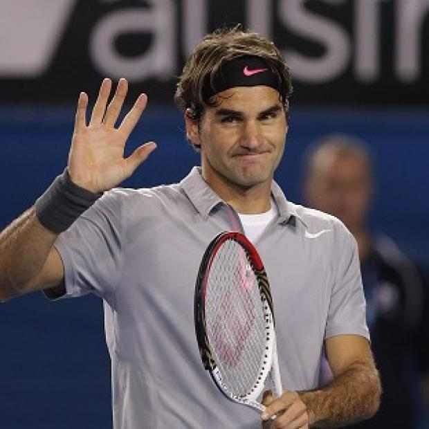 Roger Federer's remarkable run at the grand slams continues (AP)