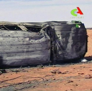 The aftermath of the hostage crisis at the remote In Amenas gas facility in Algeria (AP)