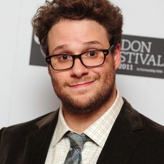 Seth Rogen didn't mind his 'Ps' and 'Qs' with Barbra Streisand