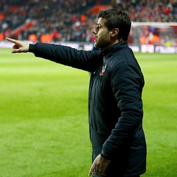 Mauricio Pochettino praised his team's attacking intent in the 0-0 draw with Everton