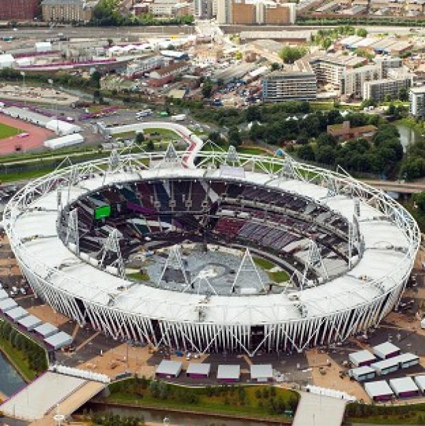 The Olympic Stadium could host sporting events this summer