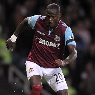 Guy Demel is keen to play in the Olympic Stadium with West Ham