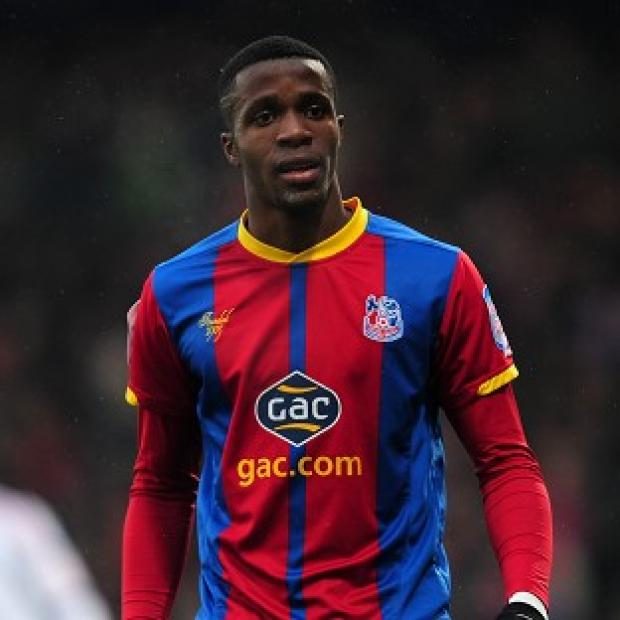 Wilfried Zaha will move to Manchester United in July