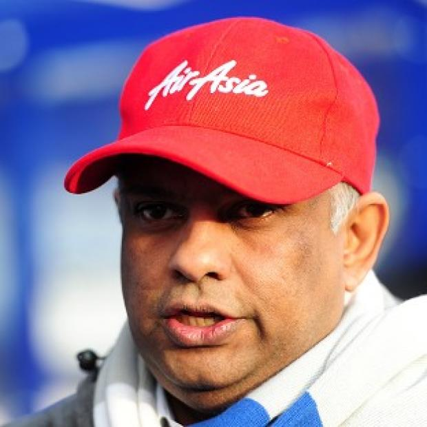 Tony Fernandes took over as QPR chairman in August 2011