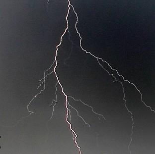 Scientist Dr Tim Boyd has died after apparently being struck by lightning near his home in Argyll