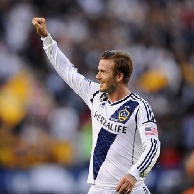 David Beckham's playing future remains undecided, although he is unlikely to join Arsenal