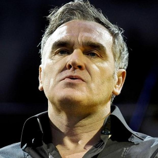 Morrissey told fans he was treated for a condition called Barrett's oesophagus