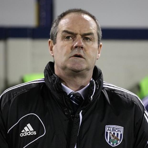 Steve Clarke, pictured, believes Peter Odemwinige still has a future at West Brom