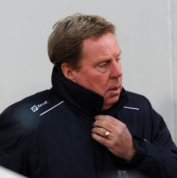Harry Redknapp is unhappy with criticism of QPR's spending