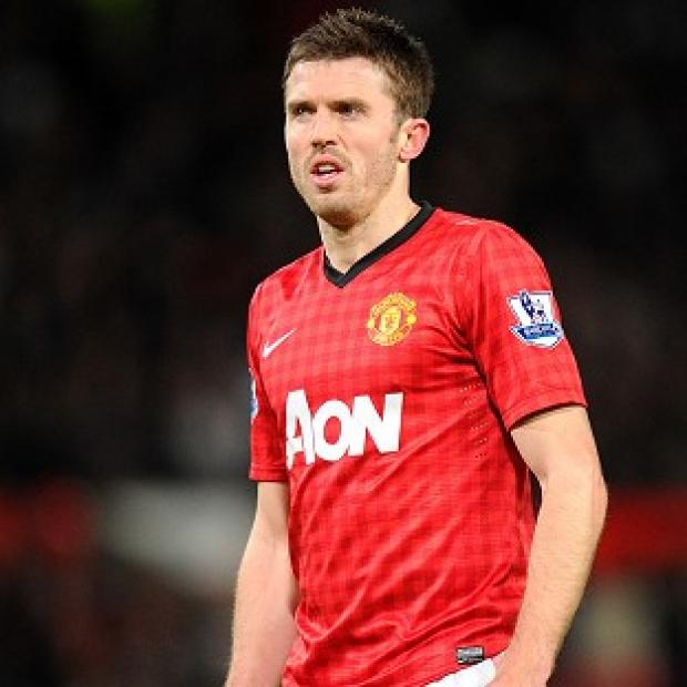 Michael Carrick has been withdrawn from the England squad
