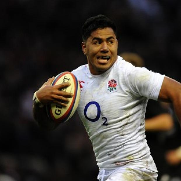Manu Tuilagi is among those included in England's squad flying to Dublin