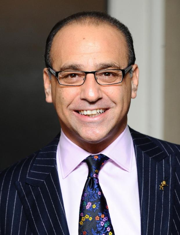 Theo Paphitis gave a helping hand to Winchester audiovisual company Soundbite Productions