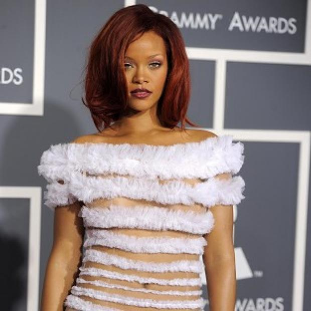 Rihanna is due to perform at the Grammys