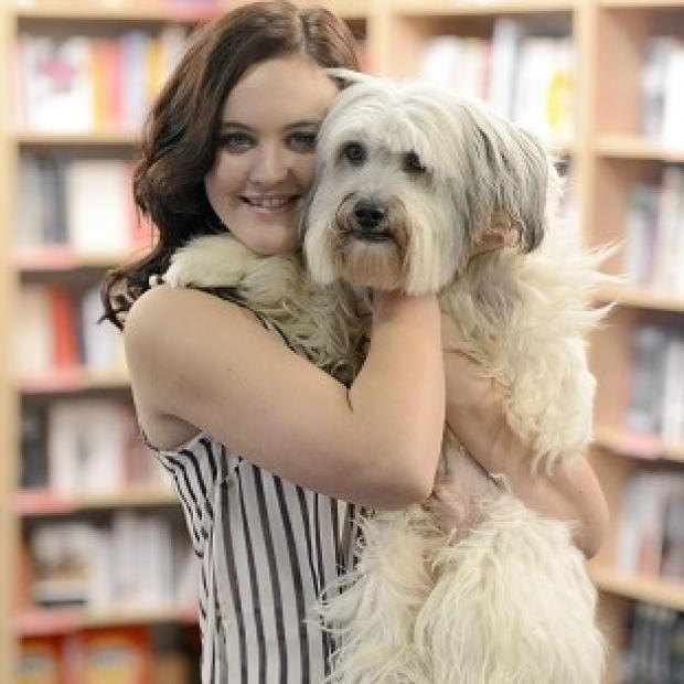 Ashleigh Butler is preparing Pudsey for his role in a new movie