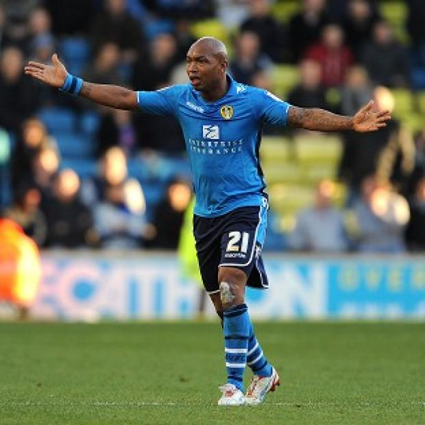 El-Hadji Diouf was the subject of alleged racist abuse when Leeds played Millwall at the Den