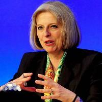 Home Secretary Theresa May announced that a blacklist of struck-off police officers is to be formed