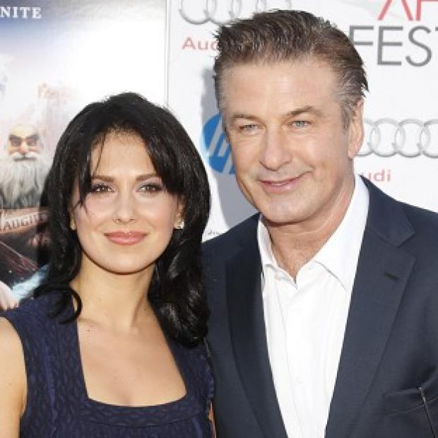 Alec Baldwin and his wife Hilaria are expecting a baby
