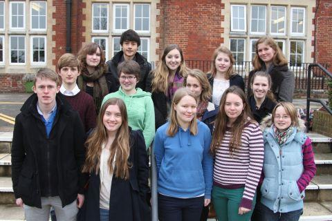 Oxbridge bound: from Winchester state schools