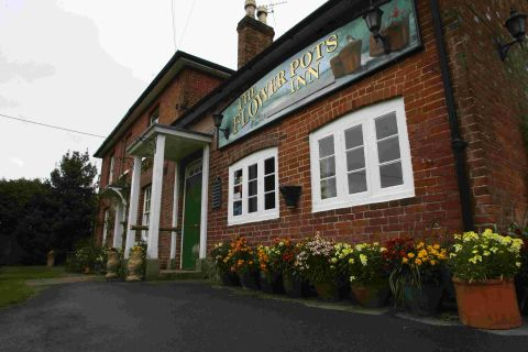 H&shire Chronicle & The Flower Pots Inn chosen as a pub of the year | Hampshire ...