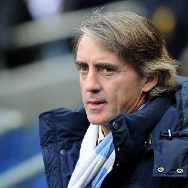 Roberto Mancini believes his Manchester City future is secure