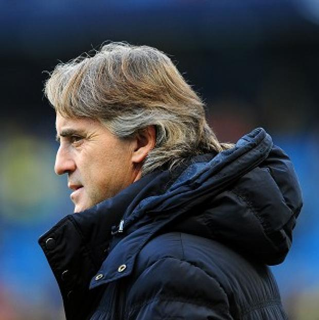 Roberto Mancini has quashed speculation he is on the verge of being sacked