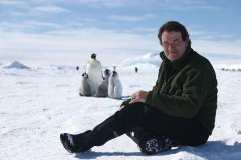 Alastair Fothergill has produced several BBC wildlife programmes