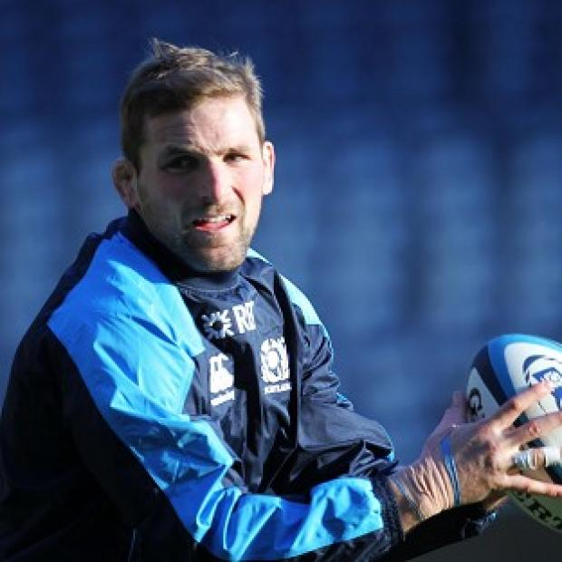 John Barclay missed the opening RBS 6 Nations games with a hamstring injury