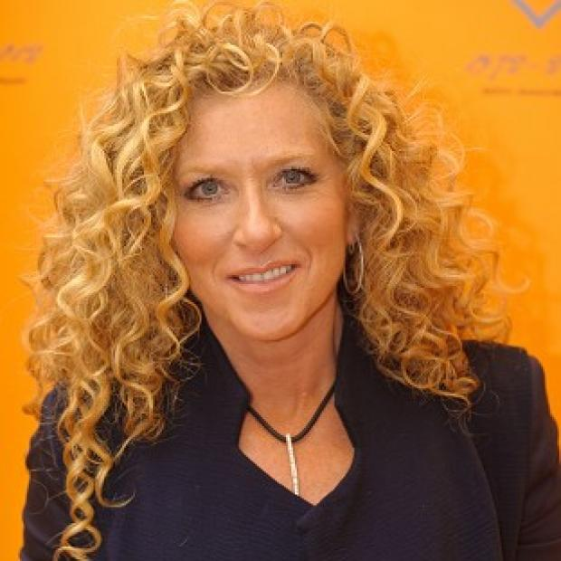 Kelly Hoppen has signed up to Dragon's Den