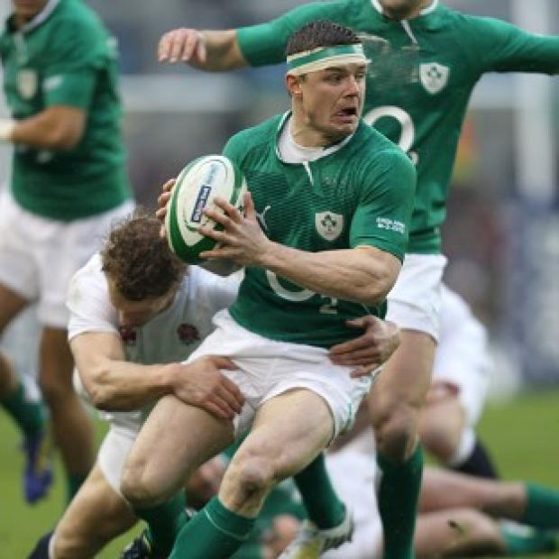 Brian O'Driscoll will be fit to face Scotland following an ankle injury