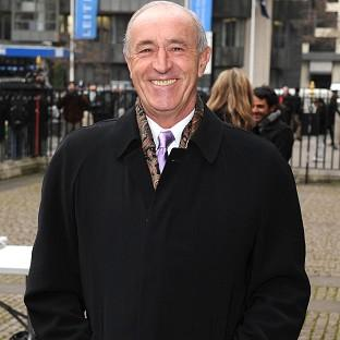 Len Goodman shot to fame in his sixties