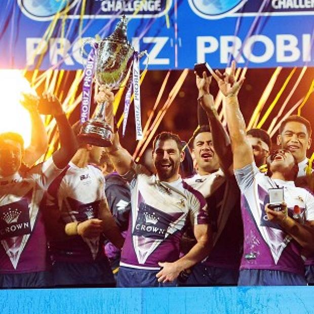 Melbourne Storm on the World Club Challenge at Headingley