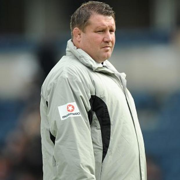 Dai Young admits Wasps were 'never in control of the game'