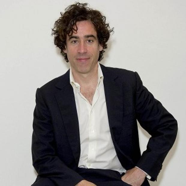 Stephen Mangan is getting ready to film the third series of Episodes