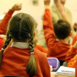 A pupil at Revoe Primary School was allegedly placed in a room the size of a cupboard