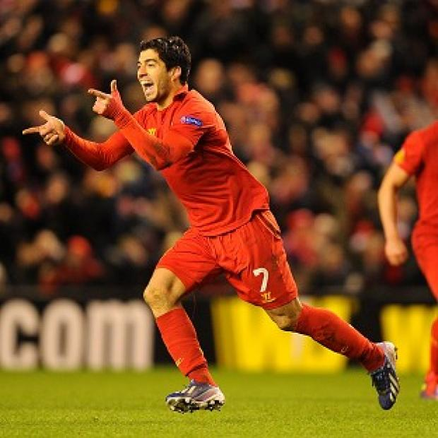 Luis Suarez has scored 25 goals for Liverpool this season