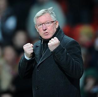 Sir Alex Ferguson, pictured, feels next season will see Shinji Kagawa become 'far better'