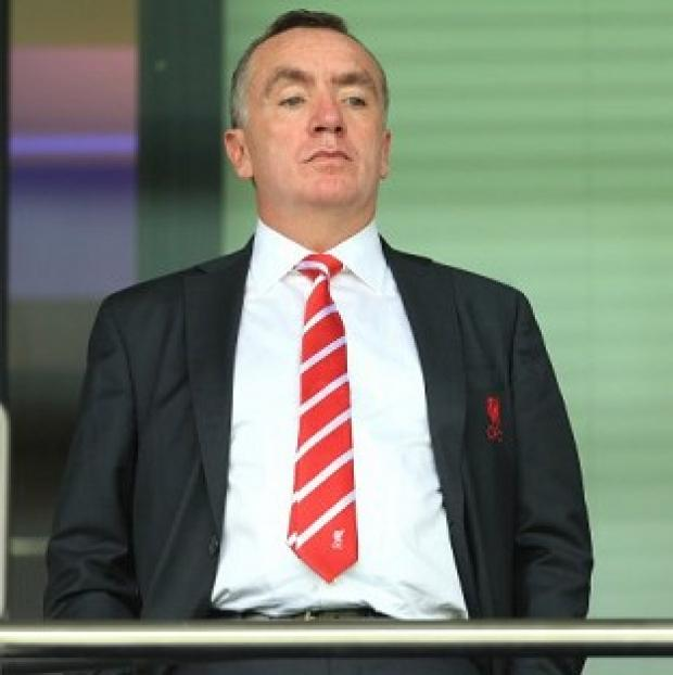 Ian Ayre believes Liverpool's increasing debt is not something to worry about