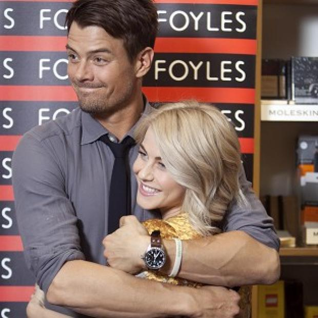Josh Duhamel spoke to Julianne Hough's boyfriend Ryan Seacrest about their steamy scenes
