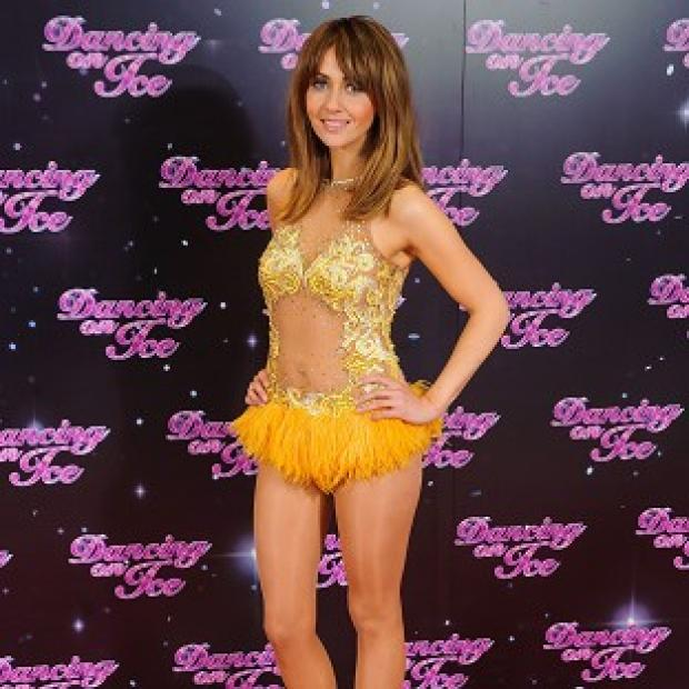 Samia Ghadie has admitted she is dating skating partner Sylvain Longchambon