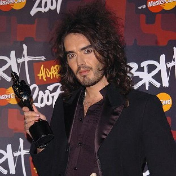 Comedian and former drug addict Russell Brand has admitted that he is still tempted to take heroin