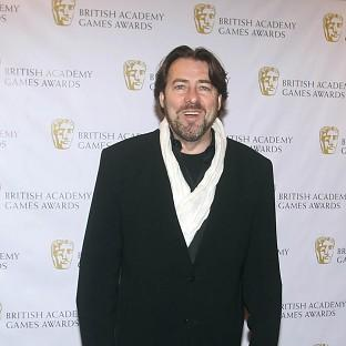 Jonathan Ross attending the British Academy Video Games Awards