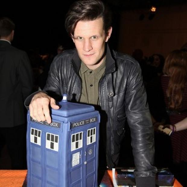 Doctor Who fans can expect to see Matt Smith at the 50th anniversary celebrations