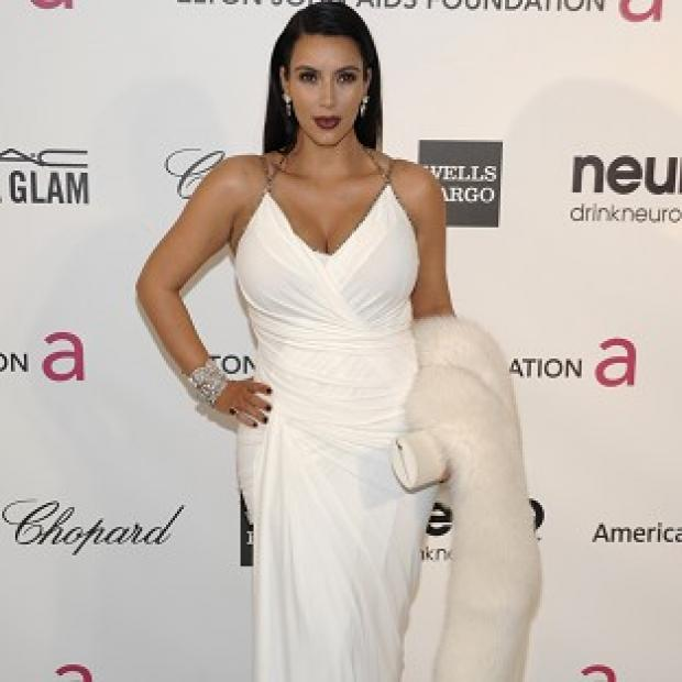 Pregnant star Kim Kardashian was taken to hospital after falling ill on a plane