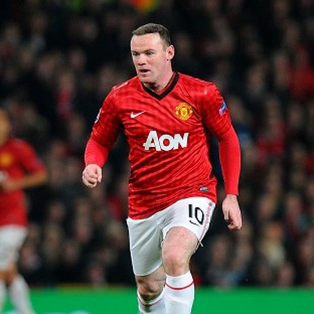 Wayne Rooney returned to the Manchester United starting line-up to take on Chelsea