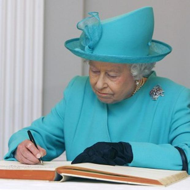 The Queen is to sign the new Commonwealth Charter in an event on Monday